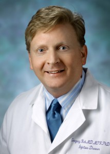 Gregory Kirk, Vice Chair for Clinical and Translational Research and Professor of ID