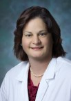 Dr. Michele Bellantoni, associate professor in the Division of Geriatric Medicine