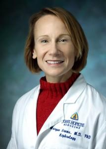 Morgan Grams, Associate Professor of Nephrology