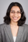 Dr. Ami Shah, assistant professor in the Division of Rheumatology