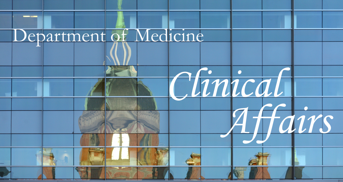Clinical Affairs logo