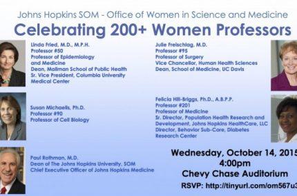Women Professor Event