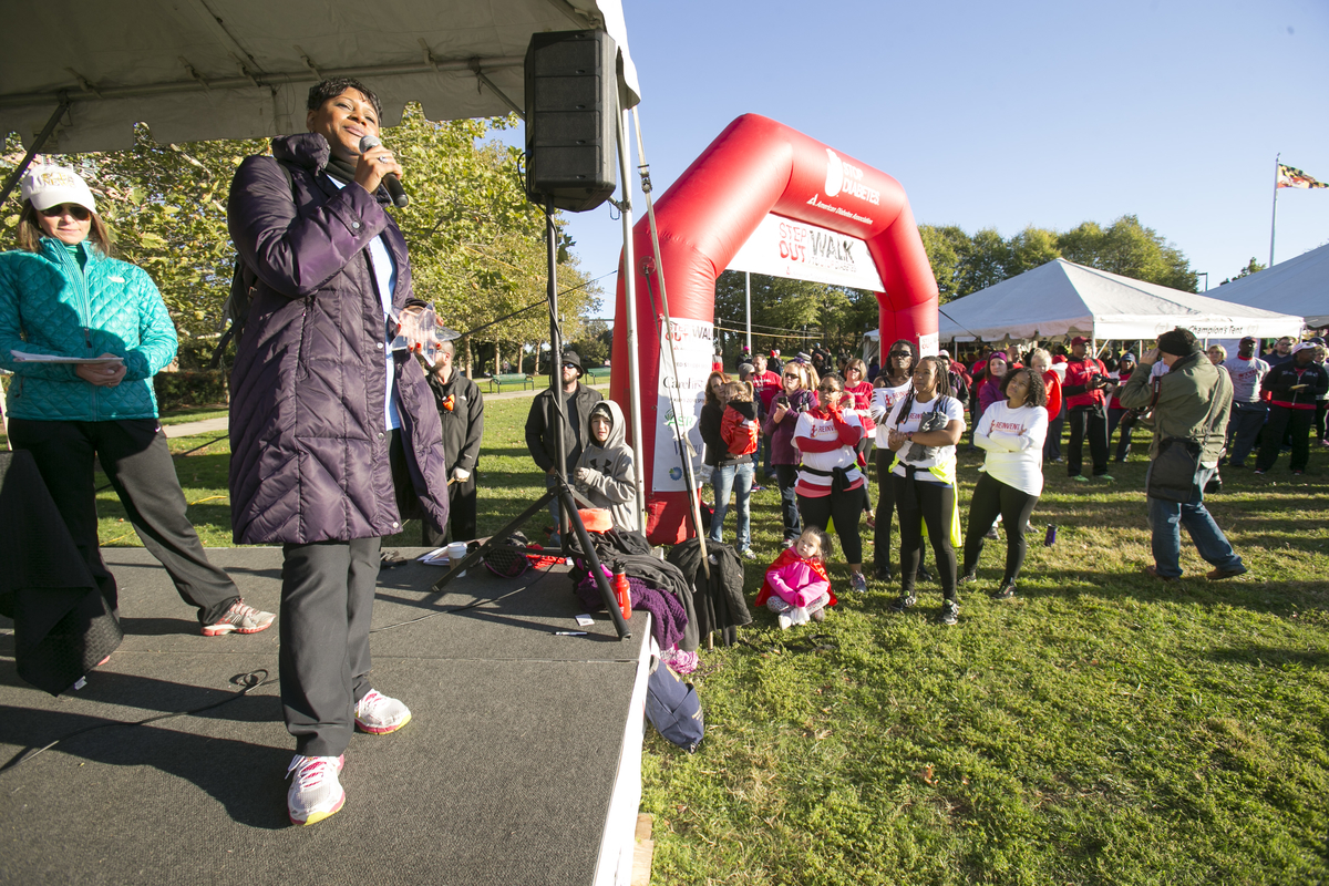 ADA Walk for a Cure - Baltimore