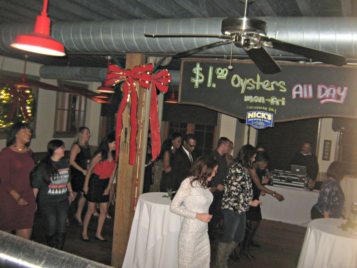 Christmas Party 2015 030