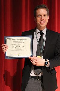 Plante award