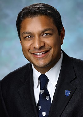 Sanjay Desai, vice chair for education