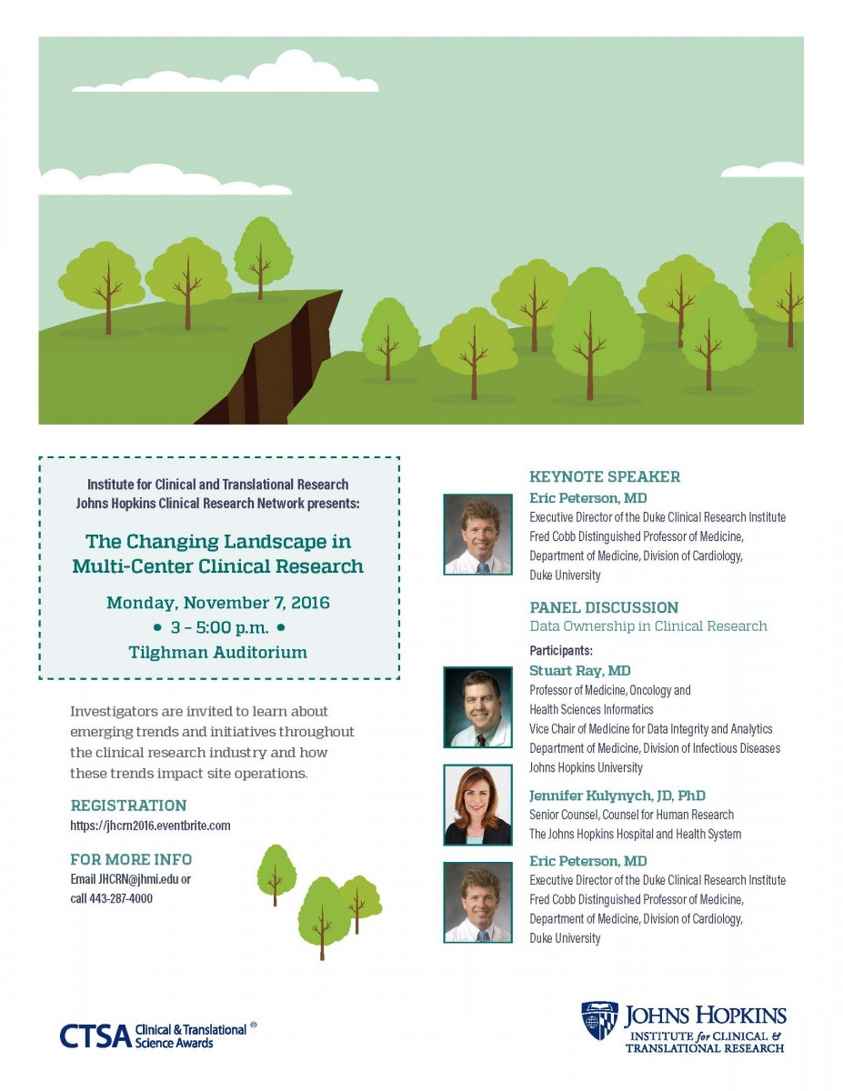 ICTR Changing Landscape Flyer Final