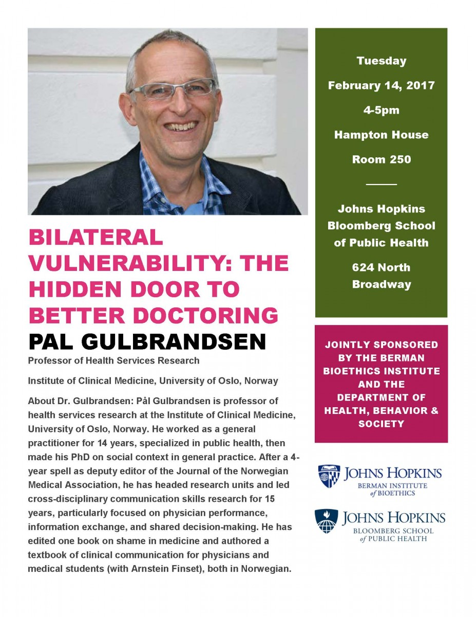 Bilateral vulnerability flyer