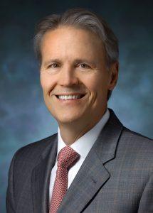 David Hellmann, Bayview Chairman and Professor of Rheumatology