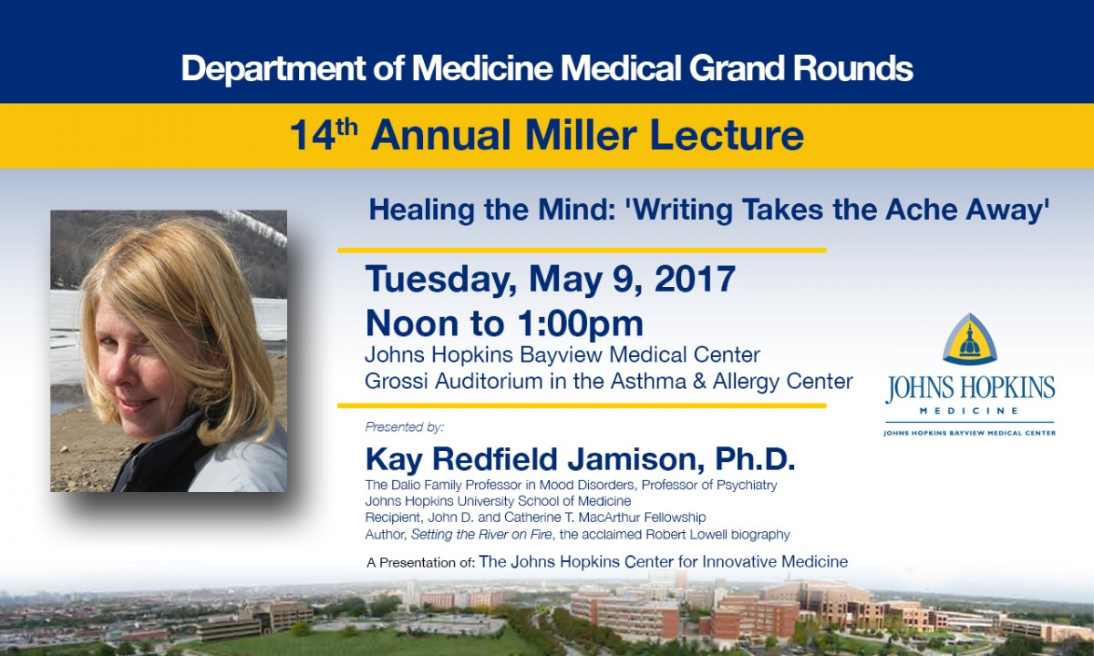 Miller Lecture 05.09.17
