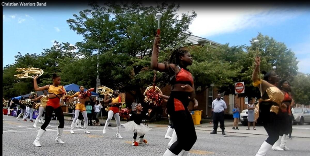 Baltimore Christian Warriors Band