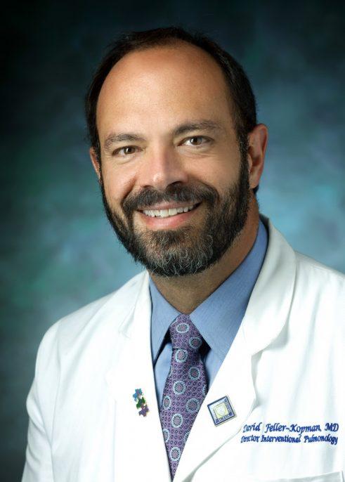 David Feller-Kopman, Pulmonary