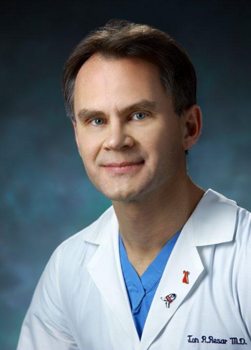Jon Resar, Cardiology