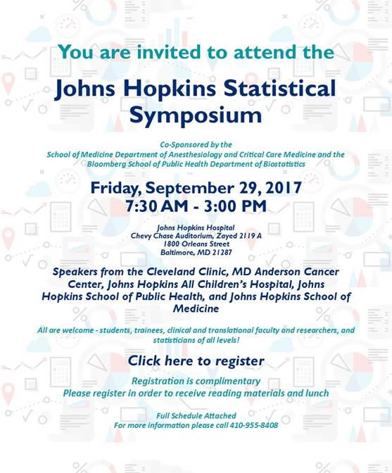 statistical symposium