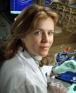 Liudmila Cebotaru, Gastroenterology