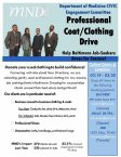 Professional Coat/Clothing Drive