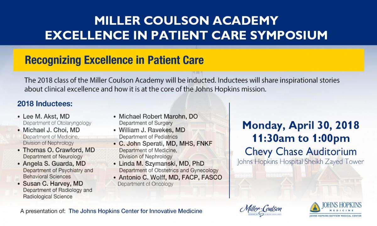Miller-Coulson 2018
