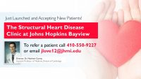 Structural Heart Disease Clinic at Bayview