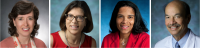 Four from the DOM Honored by the American College of Physicians