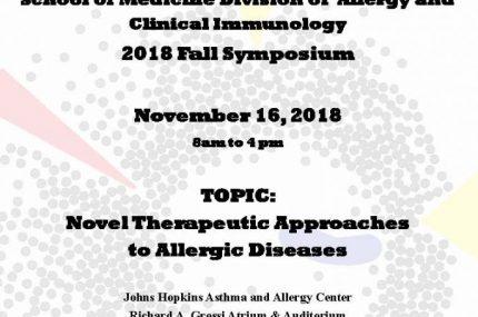 2018 Fall Symposium [1]