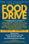 Civic Engagement Committee Food Drive