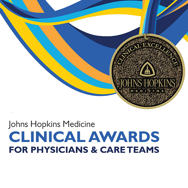 JHM Clinical Awards