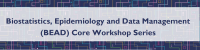 BEAD Core Fall Research Workshop