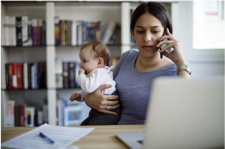 Parenting and Caregiving under Covid