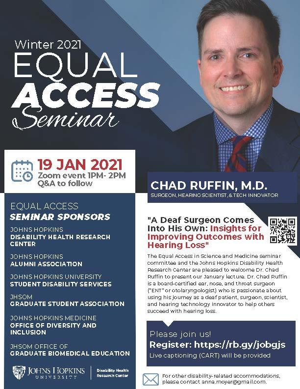 Equal Access Seminar